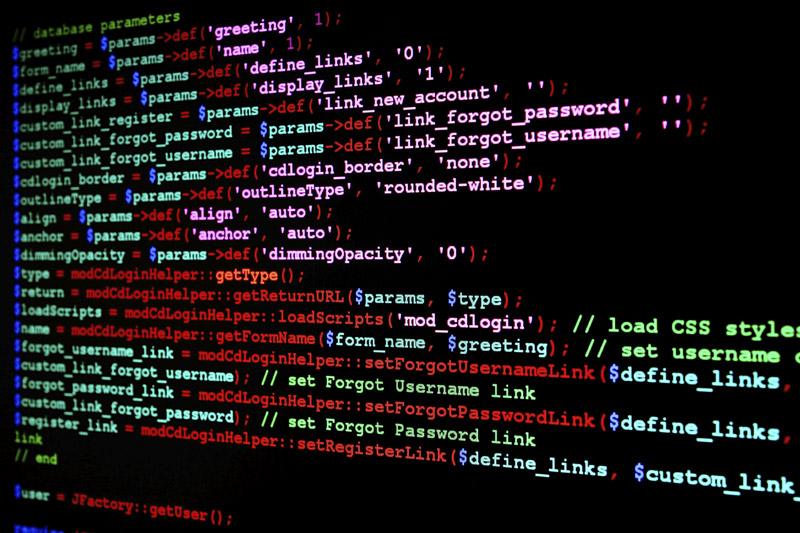 Pourquoi faire du développement web?